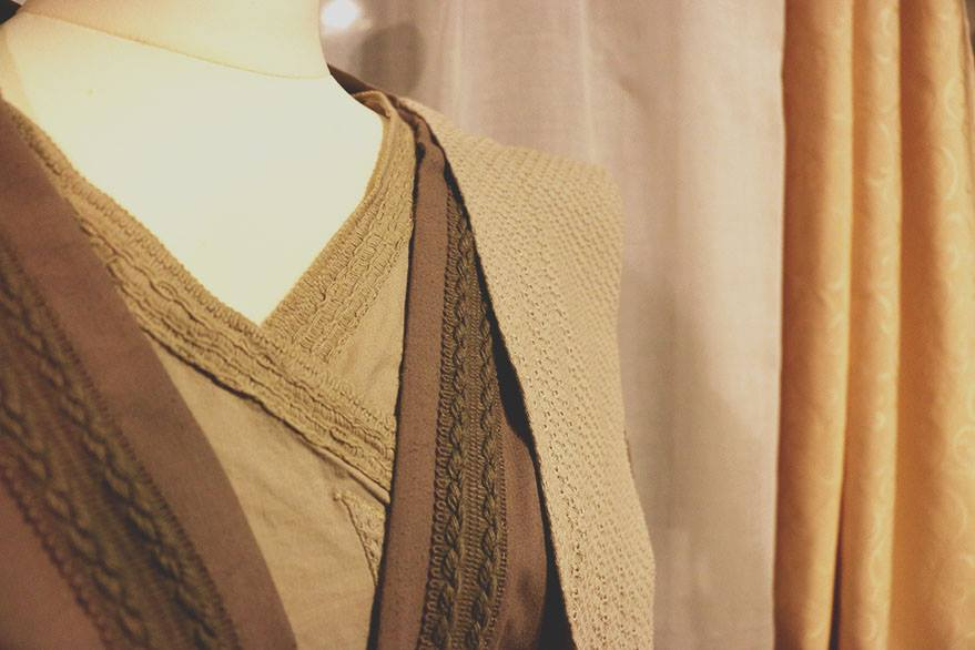 Jedi Fabric Detail