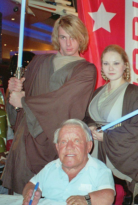 Throwback Thursday Jedi