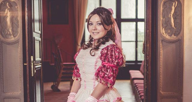 Cosplay Portfolio: Kaylee Shindig Dress