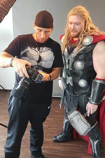 Thor-Cosplay-Calvin-Hollywood-Shooting-3