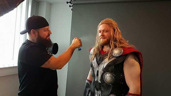 Thor-Cosplay-Calvin-Hollywood-Shooting-8