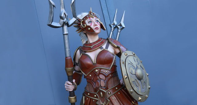 Cosplay Portfolio: Cassia – Heroes of the Storm